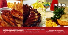 National Sports Grill Banner Ad