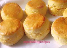 Irish Buttery Scones