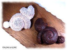 Hefehäschen mit Rafaello und Ferrero Rocher