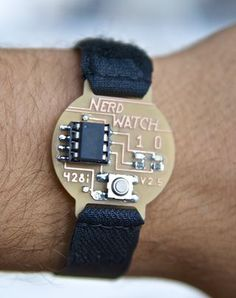 Hello! Welcome to another Other Machine project tutorial! I'm Sam DeRose, a former Other Machine Co. Summer Intern. I created the Nerd Watch last summer while...