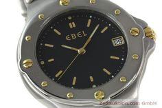 Ebel Sportwave Stahl / Gold Quarz Kal. 187-1 Ref. E6187631  | 152352