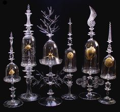 andy-paiko-bell-jars cabinet of curiosities