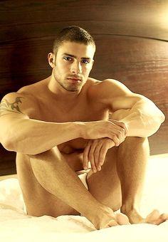 Josh Hudson (Adam Ayash in real life) www.beautifullife1971.tumblr.com