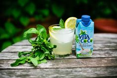 delicious vita coco now available at Dunkin Ds!
