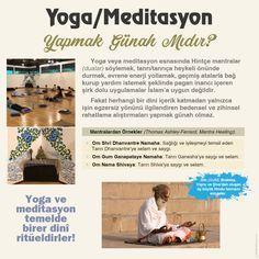 Yoga / Meditasyon Yapmak Günah Mıdır? Mantra, Pagan, Tulips, Islam, Tulip