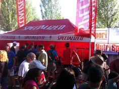Specialized en la Marcha Cicloturista Quebrantahuesos 2012
