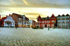 Marktplatz Heiligenhafen