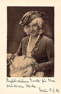 TESCHEMACHER, Margarethe