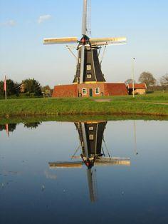 De Bataafse Molen ,Winterswijk The Netherlands