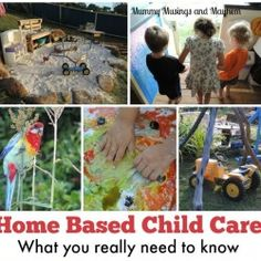 Top Ten Everyday Living Insurance Plan Misconceptions Home Based Early Childhood Services - What You Really Need To Know. Mummy Musings And Mayhem Play Based Learning, Early Learning, Fun Learning, Home Daycare, Daycare Ideas, Daycare Spaces, Preschool Curriculum, Homeschooling, Preschool Classroom