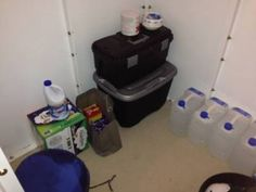 Suggestions for Tornado Emergency Kit Supplies for your Above Ground Storm Shelter - AwesomeBlog!