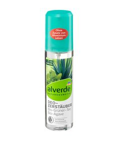 alverde Deodorant Atomizer Bio Grüner Tee Bio Agave - Make up - Hautpflege Deodorant, Deo Bio, Diy Beauty, Beauty Hacks, Maybelline, Beste Foundation, Face Care, Skin Care, Organic Beauty