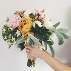 How To Make A Beautiful Bridal Bouquet