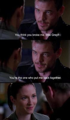 ImageFind images and videos about grey's anatomy, mark sloan and lexie grey on We Heart It - the app to get lost in what you love. Mark Sloan, Greys Anatomy Memes, Grey Anatomy Quotes, Grays Anatomy, Anatomy Humor, Greys Anatomy Couples, Medical Anatomy, Derek Shepherd, Tv Show Quotes