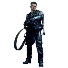 Hot Toys Movie Master Piece DX Terminator T2 1/6 Scale T-800. #GameHeroes #MovieHeroes  #Statue #Figures #Gosstudio #gift   .  ★ We recommend Gift Shop: http://www.zazzle.com/vintagestylestudio ★