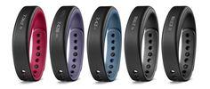 #Garmin #Vivosmart - Nouveau bracelet-coach pour ne pas prendre du poids pendant l'hiver ! | Jean-Marie Gall.com