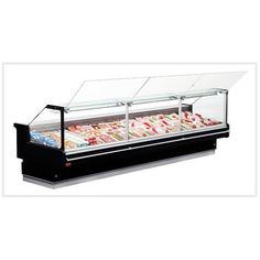 Retail Horizontal Display Cooler