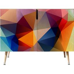 Found it at AllModern - Three of the Possessed Modern Bloom Accent Cabinet
