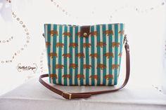 Hothot Ginger ♥ Handmade Craft 手作杂货: Sling Bag