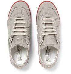 Maison Margiela - Replica Nubuck Sneakers