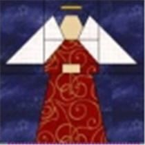 Angel of Peace Quilt Block Pattern-this is link to PDF file