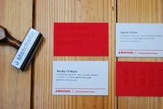 Matchstic Identity - FPO: For Print Only