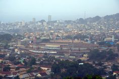 Brookfields National Stadium, Freetown Sierra Leone -Formerly known as Siaka Stevens Stadium, now known as Brookfields National Stadium in Freetown Sierra Leone.