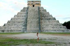 Road trip au Yucatan