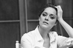 Marion Cotillard by Ruven Afanador