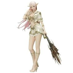 Lineage II Light Elf Second Edition Statue by Orchid Seed. $119.95. Select this sexy sprite for your shelf! . Select this sexy sprite for your shelf! Ages 15 and up.. Fans of the MMORPG series Lineage will love this Light Elf Statue. From Lineage II, the sizzling PVC sculpture stands approximately 9-inches tall at 1:7 scale and comes with a display stand..  Hot elf! Brighten up your collection! Sizzling sculpture from the Lineage II video game. 	  Select this sexy sprite...