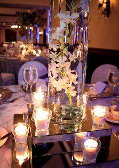 Centerpiece Idea - California Weddings: http://www.FresnoWeddingPlanner.com/