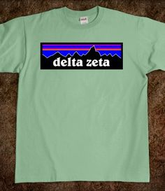 Delta Zeta! If someone from chapter decides to order these, let me because I would really like one!