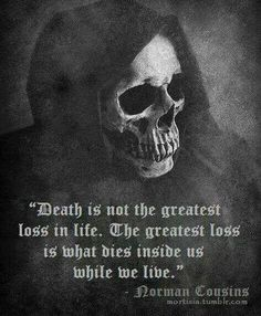 True Quotes About Death