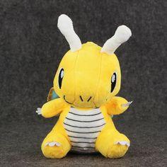 Dragonite Pikachu Muñeca de la Felpa Figura muñeca de Juguete de Peluche Muñecas 7.5 ''19 cm Regalos para los niños Envío Gratis