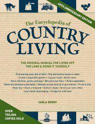 The Encyclopedia of Country Living - an original and still a favorite | Preparednessmama