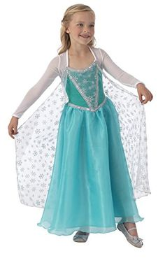 KidKraft Ice Princess Dress Up Costume  M *** You can find out more details at the link of the image-affiliate link.