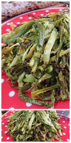 Zucchine gratinate al pangrattato, semplici e gustose! #zucchine #ricettegustose