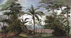 Ananbô: Bali, voyage exotique - Papier peint panoramique A...