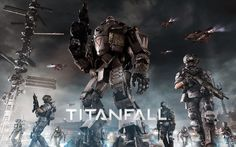 Titanfall. http://www.luxurious-shopping.com/gaming/ Titanfall is created by one of the co-creators of Call of Duty. Titanfall is a new gaming universe where small vs. giant, natural vs. industrial and man vs. machine takes place. The visionaries at Respawn have drawn inspiration from their proven experiences in first-person action. Titanfall's focus is to bring something new to the next generation of online multiplayer gaming.