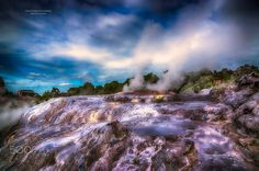 Pohutu Geyser, New Zealand - Pohutu Geyser, New Zealand