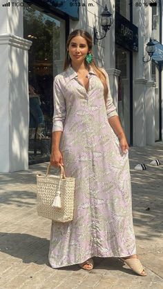 Source by florido Girls Maxi Dresses, Indian Gowns Dresses, Modest Dresses, Fashion Dresses, Summer Dresses, Modest Casual Outfits, Designs For Dresses, Embroidery Dress, Dress Patterns