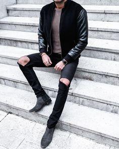 Macho Moda - Blog de Moda Masculina: Tendências Masculinas para o Outono/Inverno 2016