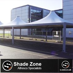 Air Zone Canopy  The canopies have a unique gutter system whereby the beams act as gutters. Water runs off the canopy, into the beam, down through the leg columns and out through a drainage hole at the bottom.  To view more Commercial Pavillions visit: http://www.s-zone.co.uk/commercial-pavillions.php/  The S-Zone Group in East Yorkshire, Hull Contact our Sales team on: 01482 481050 Or visit our website on: www.s-zone.co.uk