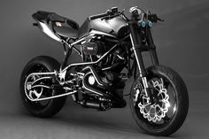 Cafe Racer: Bucati http://extreme-modified.com/page9.php