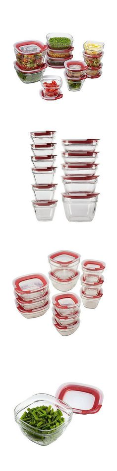 Rubbermaid Brilliance Food Storage Container Set 22 Piece Clear Custom Food Storage Containers 20655 Rubbermaid Easy Find Lids 26Piece Inspiration Design
