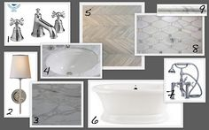 1000 Images About Master Bathroom On Pinterest Subway Tiles Tubs And Veranda Interiors