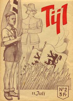 Tijl was het maandblad van de Hitler-Jugend-Vlaanderen. De hoofdopsteller van dit blad was Fons Bellefroid, eveneens Stellenleiter voor «Presse und Propaganda» bij de Hauptstelle III van de Landesjugendführung, en werd uitgegeven door uitgeverij «Steenlandt», de huis-uitgeverij van de DeVlag. Door de snelle opmars van de geallieerden verschenen er slechts twee nummers van dit blad, namenlijk in juni en juli van 1944.