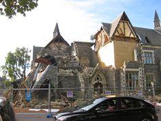 Christchurch, New Zealand  (After the destructive Earthquakes)