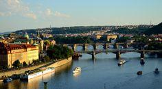 Vltava traffic