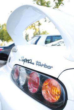 Toyota - Supra turbo